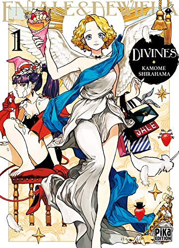 Divines - Eniale et Dewiela Edition simple Tome 1