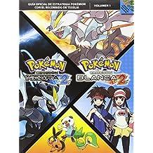 Pack De 2 Guías Pokémon 3DS - Edición Negra Y Blanca
