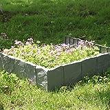 Multiware aiuola bordo per giardino Stones 10PCS