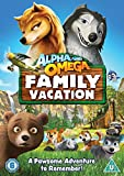 Alpha And Omega: Family Vacation [Edizione: Regno Unito] [Reino Unido] [DVD]