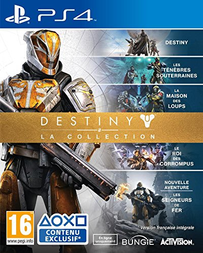 DESTINY: LA COLLECTION IMPORTACION FRANCESA