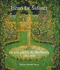 Henri Le Sidaner par Pierre Wittmer