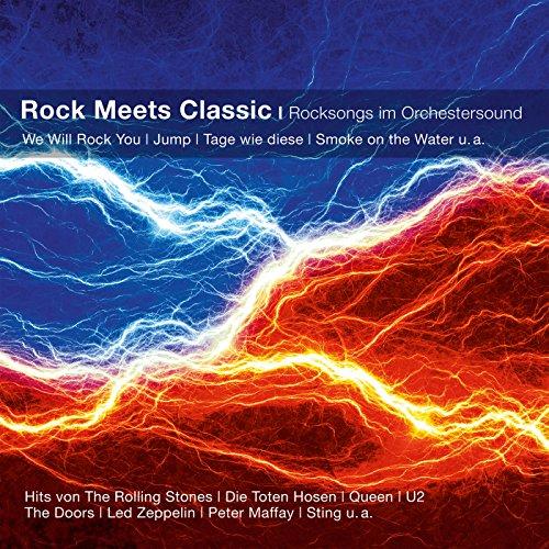 Rock meets Classic - Rocksongs...