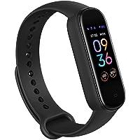 Amazfit Smartwatch Band 5 Aktivitätstracker Fitness Tracker Armband, 15 Tagen Akkulaufzeit, Blutsauerstoff, Herzfrequenz…