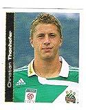 No.101 Christian Thonhofer - Rapid Vienna - Bundesliga Fussball 2007/2008 (Austria) - Panini