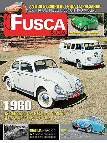 Fusca & Cia. 65 (Portuguese Edition) por On Line Editora