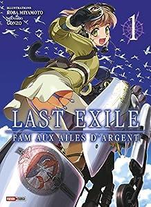 Last Exile : Fam aux ailes d'argent Edition simple Tome 1