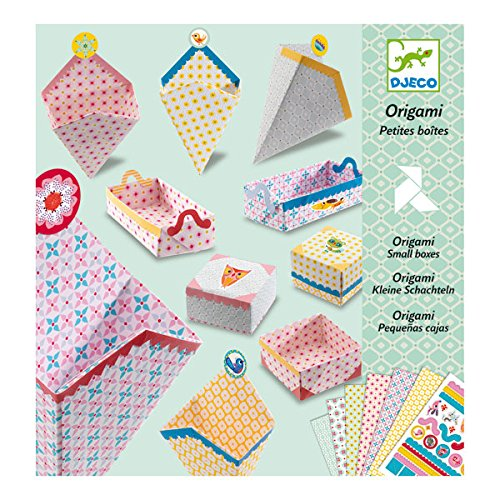 Origami-Geschenkbox 50 Faltblättern