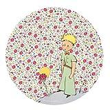 Petit Jour Paris el principito Plato Color Rosa De Melamina