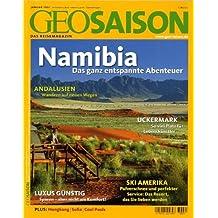 GEO Saison / Namibia