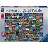 Ravensburger 19371 - 99 Beautiful Places on Earth Puzzle