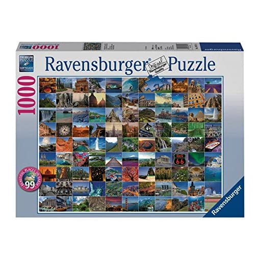 Ravensburger-19371-99-Beautiful-Places-on-Earth-Puzzle