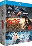 Pacific Rim + Sucker Punch + 300 [Blu-ray]