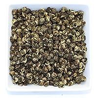 Tealux Imperial Jasmine Dragon Pearls Green Organic Tea, 3.50oz / 100g