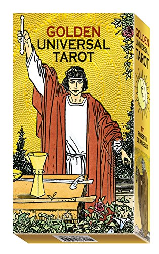 Golden Universal Tarot par Roberto de Angelis