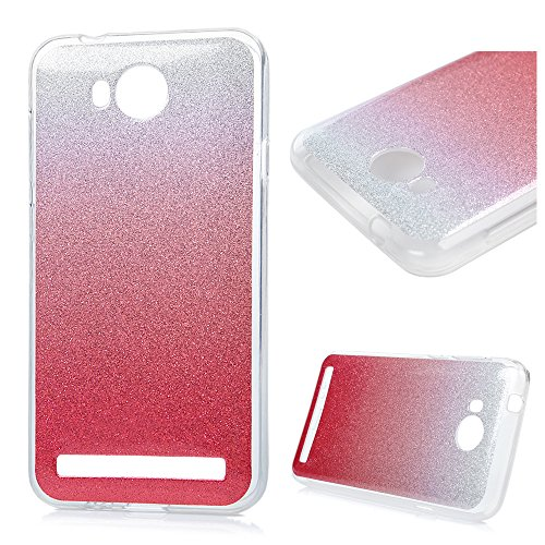 KASOS Custodia Huawei Y3 2 Cover Silicone TPU Morbida Stile