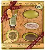 Bella Natura No. 76, Eukalyptus, Beauty & Wellness, Fußpflege Geschenkset (6-teilig)