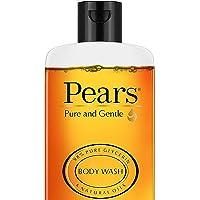 Pears Bodywash Moisturising 98% Pure Glycerine 250 ml (Free Loofah)