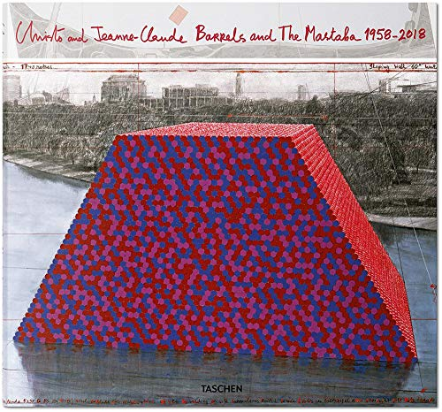Christo and Jeanne-Claude. Barrels and The Mastaba 1958–2018 (Varia) por Christo and Jeanne-Claude