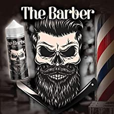 The Barber Drunken PuddingPlus e Liquid by Kapka's Flava Nikotinfrei, 90 ml