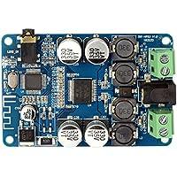 KKmoon TDA7492P 2*25W Módulo de Receptor de Audio V2.1 Tablero Amplificador Inalámbrica Bluetooth con Interfaz AUX