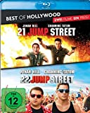 21 Jump Street/22 Jump Street - Best of Hollywood/2 Movie Collector's Pack 87 [Blu-ray]