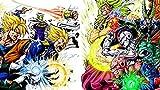 Dragon Ball Kai (2014) (43inch x 24inch, 107cm x 60cm) Manifesto di Seta Silk Poster PJ15-DA7F