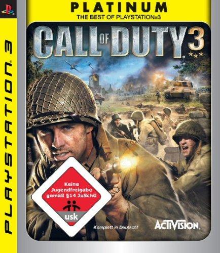 Call of Duty 3 [Platinum] -