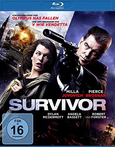 Survivor [Blu-ray] -