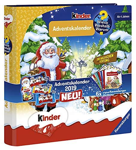 kinder Mix Adventskalender (Schokolade & Bücher)