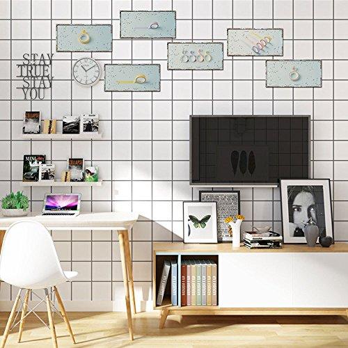 Wandaufkleber Punkte Kreative Farbband Bilderrahmen Stil Aufkleber Wohnzimmer Wand Dekoration DIY Wasserdichte Wandmalerei