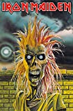 Iron Maiden Textil Poster