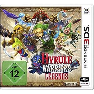 Hyrule Warriors: Legends – [3DS]