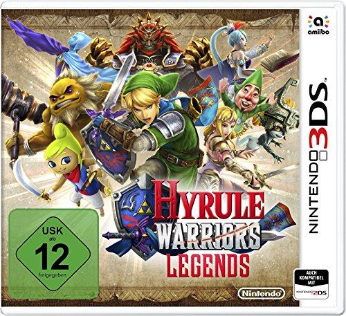 Hyrule Warriors: Legends - [3DS]