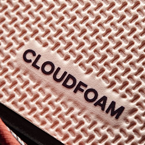 adidas - Cloudfoam One Y W, cinturini Donna rosso (Rojnoc/Corsen/Roshel)