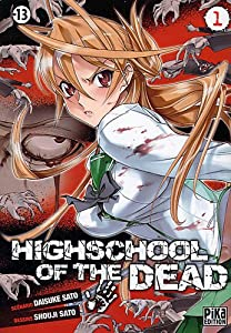 Highschool of the Dead Edition simple Tome 1