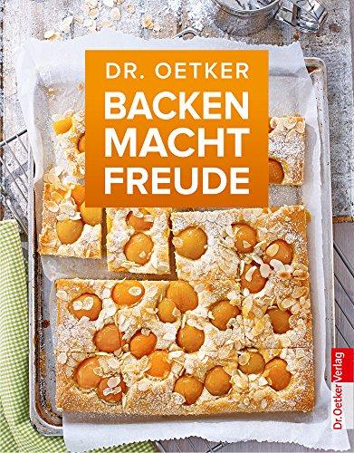 Dr. Oetker Backbuch Bestseller