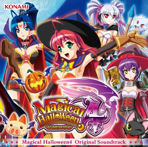 Magical Halloween 4 Original S