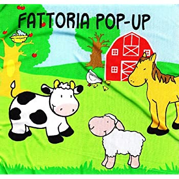 Fattoria. Libro Pop-Up. Ediz. Illustrata
