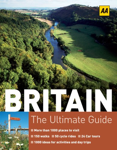 The Great Britain Guide (Aa Travel Guides)