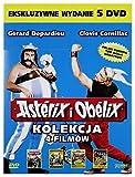 Asterix i Obelix Kolekcja [BOX] [5DVD] (No English version) by Sean Astin