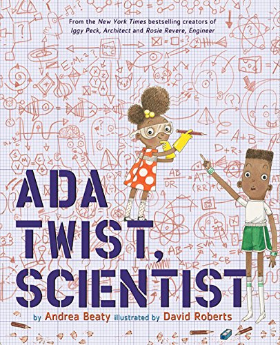 Ada twist scientist par Andrea Beaty