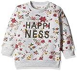 #10: Fox Baby Girls' T-Shirt (632696249924_Stone Melange_24)
