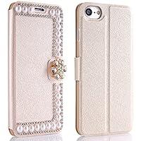(NICHT Für 6/6S) Dünn Hart Hülle für Plus, für iPhone 6 Plus / iPhone 6S Plus Handyhülle, PU Leder Flip Case Tasche... preisvergleich bei billige-tabletten.eu