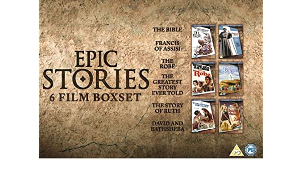 A Collection of 6 Epic Stories