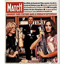 Paris Match n° 1417 du 24 Juillet 1976 - Gerard de Villiers / SAS (3p), l'histoire des jeux olympiques