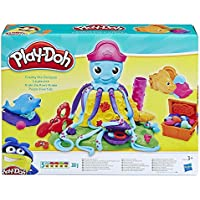 Play-Doh - Loisirs Créatifs Pieuvre, E0800