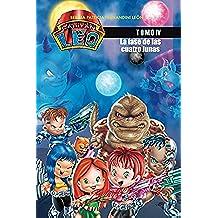 Capitán Leo- La fase de las cuatro lunas (Capitán Leo Novela nº 4)