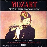 Mozart: Clarinet/Flute Concerto, K314/Serenade, K525