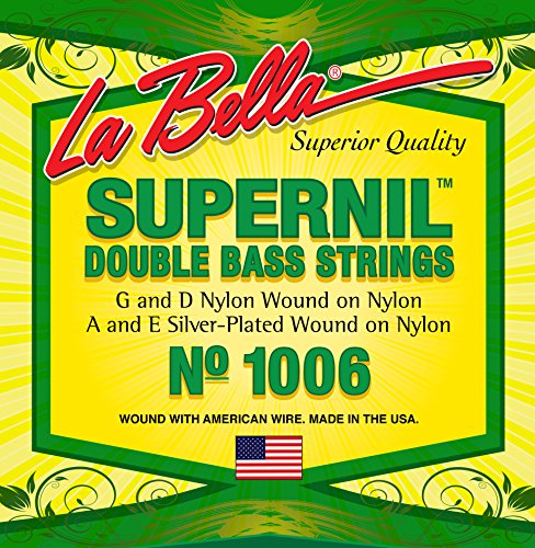 LABELLA L1006 SERIES SUPERNIL BASS SET CUERDA PARA 3/4